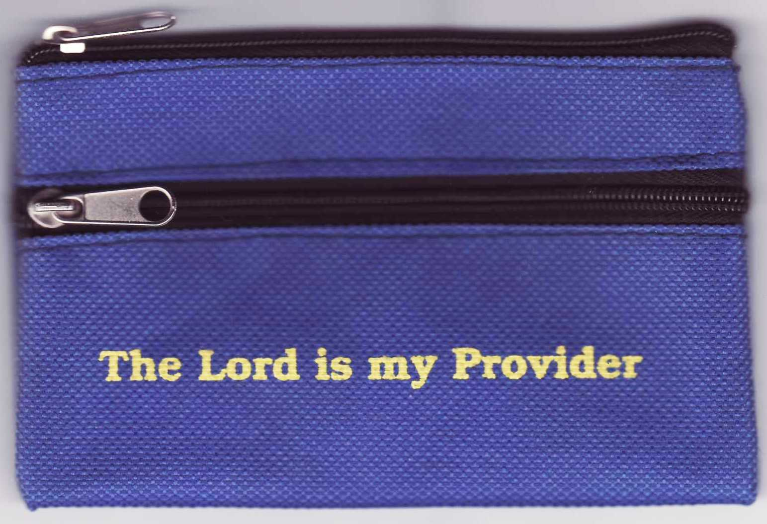 The Lord is My Provider