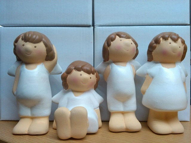 Set Of 4 Angels