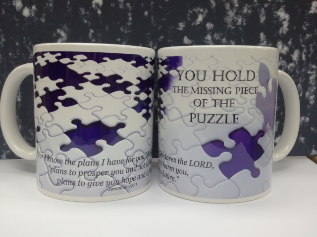 You hold the missing piece of the puzzle